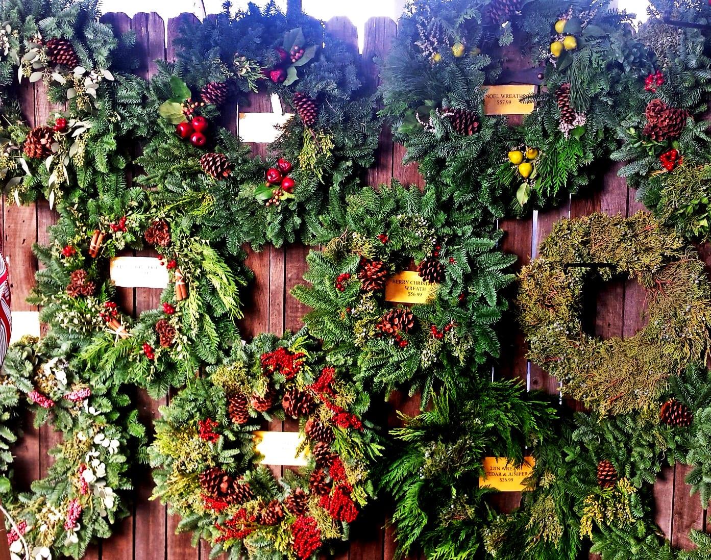 xmas wreaths 7 crop