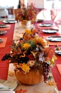 Thanksgiving Centerpieces | City Floral Greenhouse | Denver CO