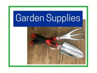 garden supplies at City Floral Greenhouse and Garden Center