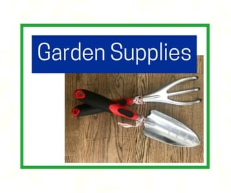 garden supplies at City Floral Greenhouse and Garden Center
