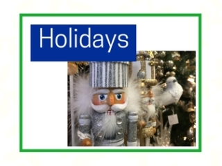 Holidays at City Floral Greenhouse and Garden Center