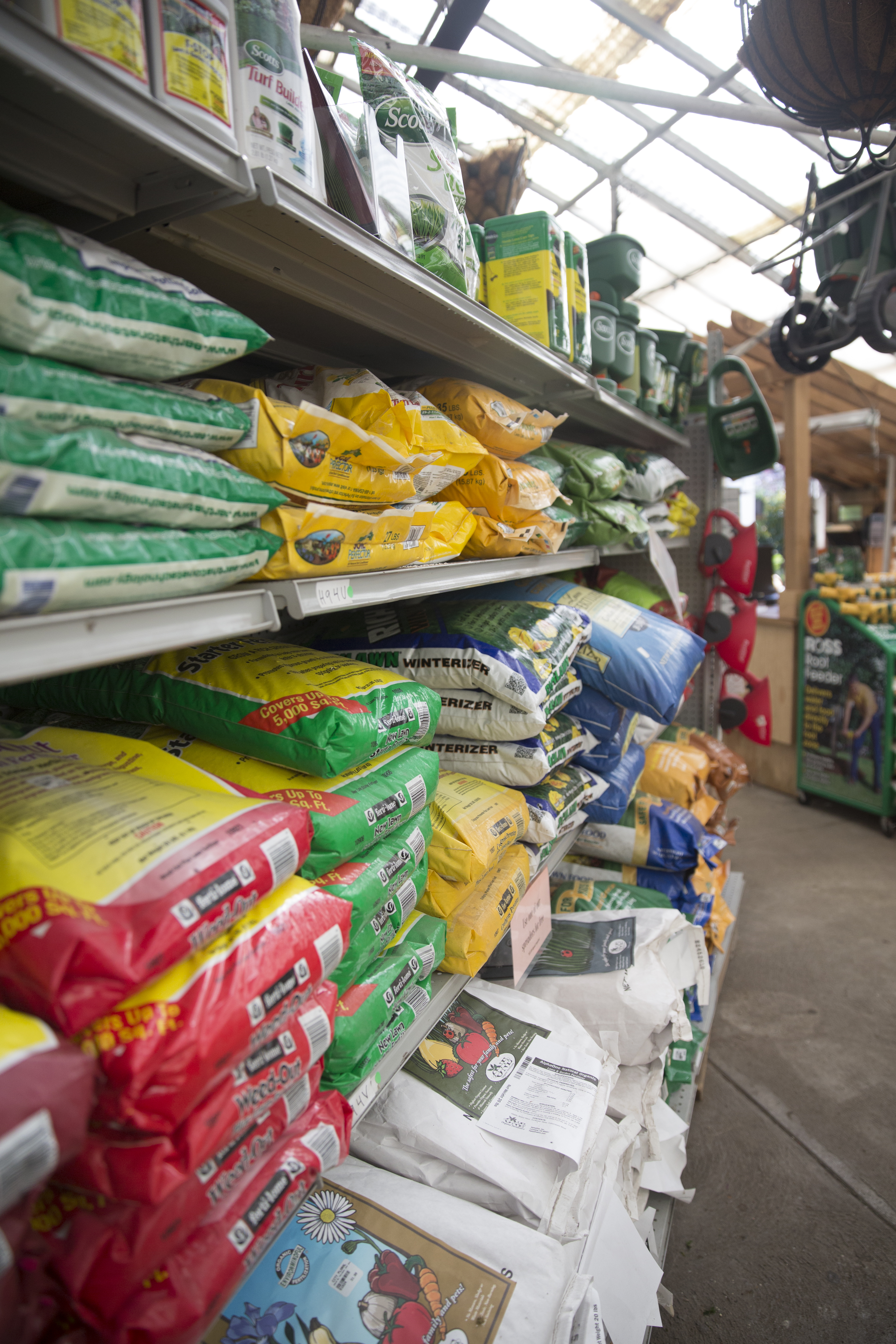 lawn care supplies at city floral greenhouse and garden center - Als Garden Center 2