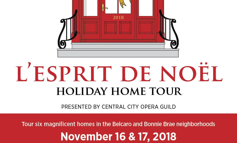 2018 L'ESPRIT DE NOEL Holiday Home Tour