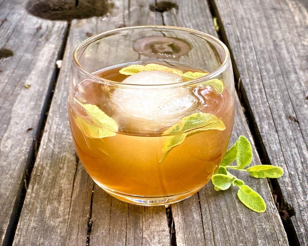 Sage Honey Manhattan