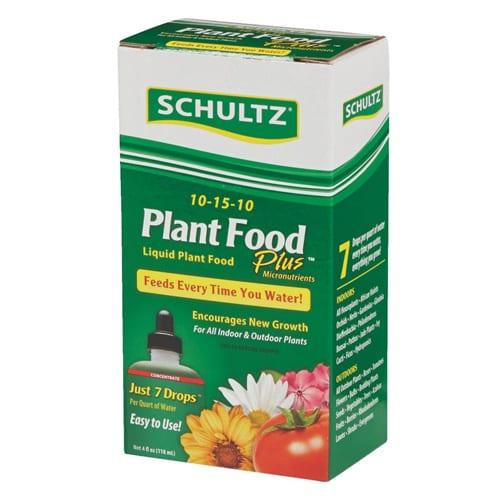 Schultz Plant Food Plus