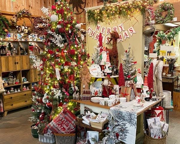 City Floral Holiday Shop