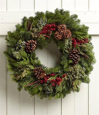 Featured Holiday Wreath