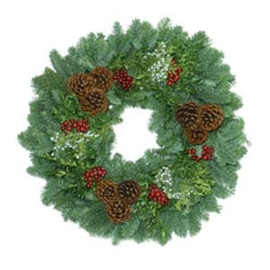 Forest Holiday Wreaths