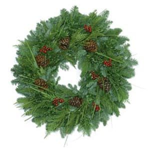 Mountain Grandeur Wreaths