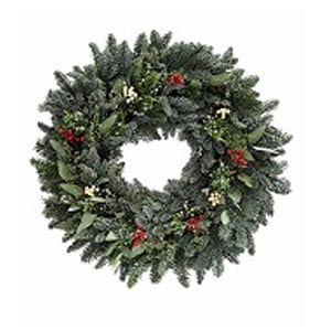 Scent of the Season Holiday Wreaths