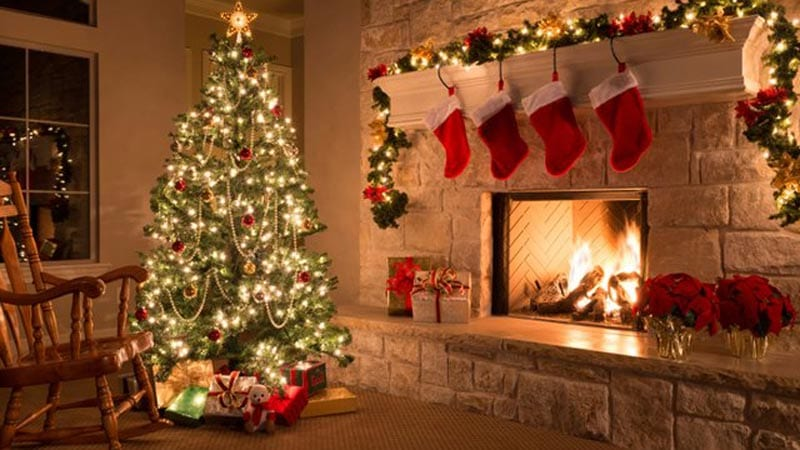 Fireproofing your Christmas Tree
